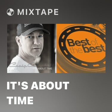 Mixtape It's About Time - Various Artists