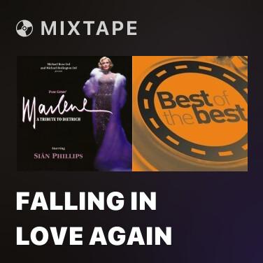 Mixtape Falling In Love Again - Various Artists