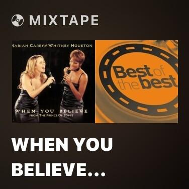 Radio When You Believe (Album Version) - Various Artists