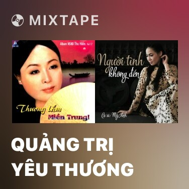 Radio Quảng Trị Yêu Thương - Various Artists