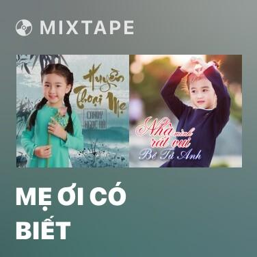 Radio Mẹ Ơi Có Biết - Various Artists