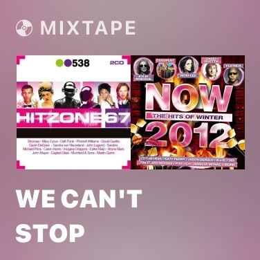 Radio We Can't Stop - Various Artists
