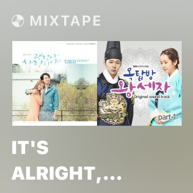 Mixtape It's Alright, This Is Love - Various Artists