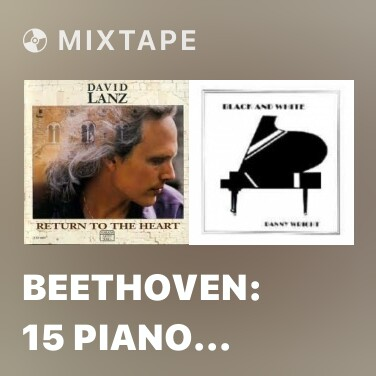 Radio Beethoven: 15 Piano Variations And Fugue In E Flat, Op.35 -Eroica Variations - Introduzione Col Bass - Various Artists
