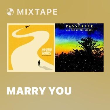Mixtape Marry You - Various Artists