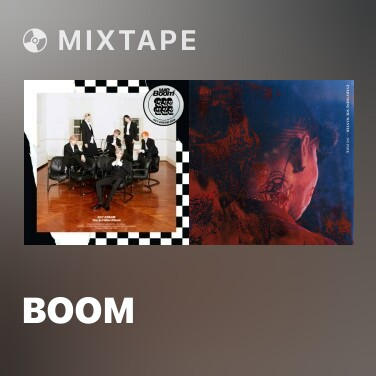 Mixtape Boom - Various Artists