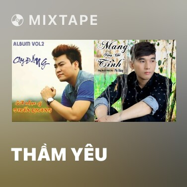 Mixtape Thầm Yêu - Various Artists