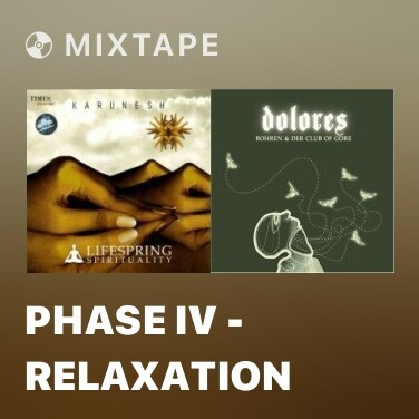 Mixtape Phase IV - Relaxation - Various Artists