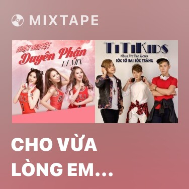 Radio Cho Vừa Lòng Em (Remix) - Various Artists