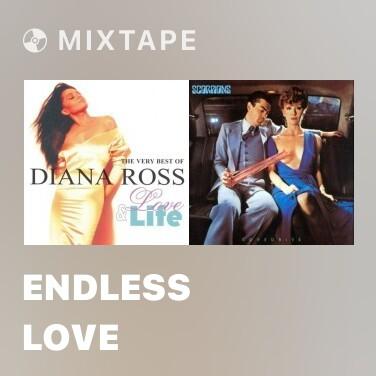 Mixtape Endless Love - Various Artists