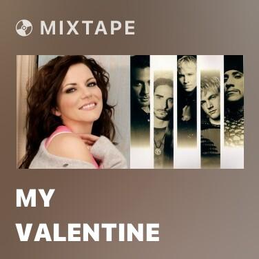 Radio My Valentine - Various Artists