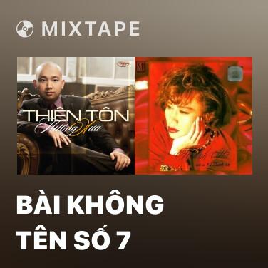 Radio Bài Không Tên Số 7 - Various Artists