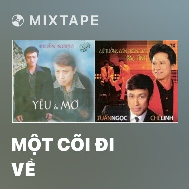 Mixtape Một Cõi Đi Về - Various Artists