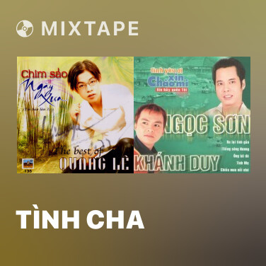Mixtape Tình Cha - Various Artists