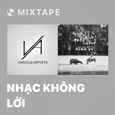 Radio Nhạc Không Lời - Various Artists