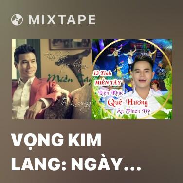 Mixtape Vọng Kim Lang: Ngày Hạnh Phúc - Various Artists