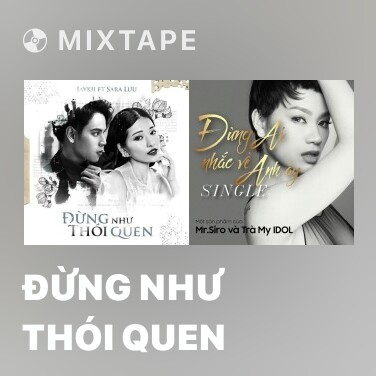 Radio Đừng Như Thói Quen - Various Artists