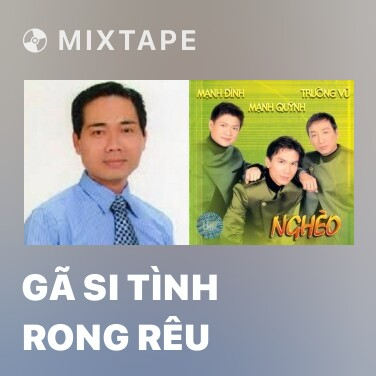 Radio Gã Si Tình Rong Rêu - Various Artists