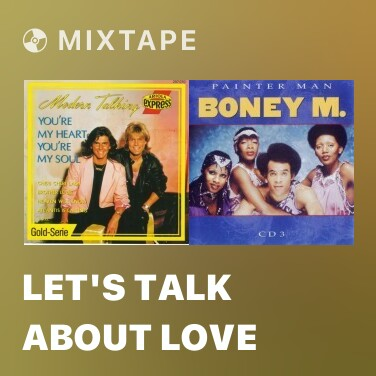 Mixtape Let's Talk About Love - Various Artists