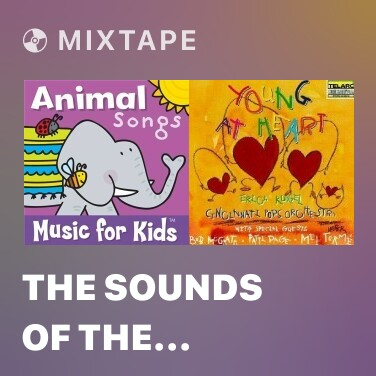 Radio The Sounds of the Animals - Various Artists