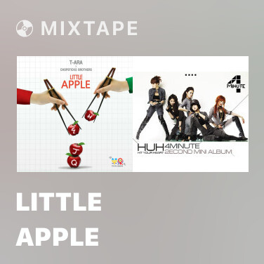 Mixtape Little Apple - Various Artists