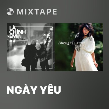 Mixtape Ngày Yêu - Various Artists