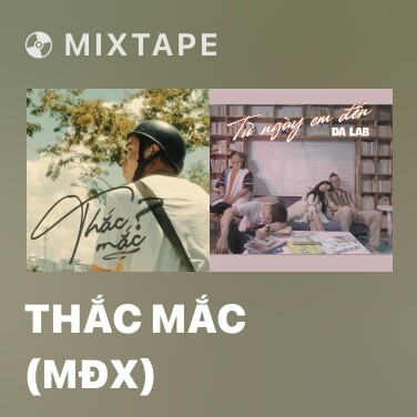 Radio Thắc Mắc (MĐX) - Various Artists