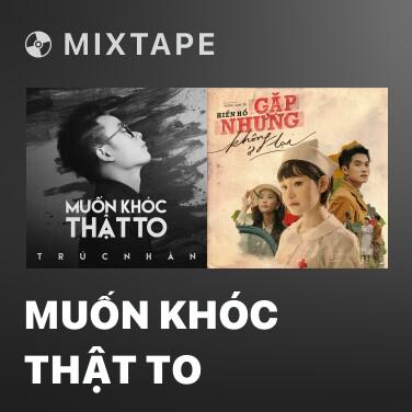 Mixtape Muốn Khóc Thật To - Various Artists
