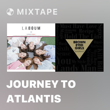 Mixtape Journey To Atlantis - Various Artists