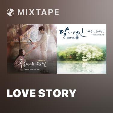 Mixtape Love Story - Various Artists