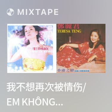 Radio 我不想再次被情伤/ Em Không Muốn Bị Tình Tổn Thương Lần Nữa - Various Artists