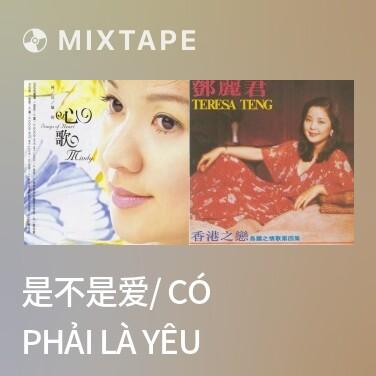 Radio 是不是爱/ Có Phải Là Yêu - Various Artists