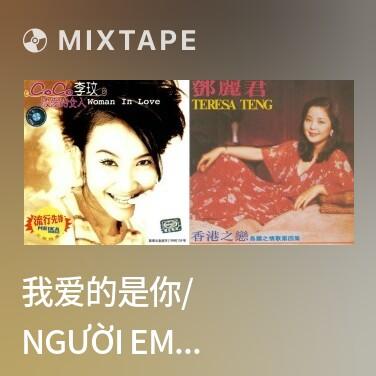 Mixtape 我爱的是你/ Người Em Yêu Là Anh - Various Artists