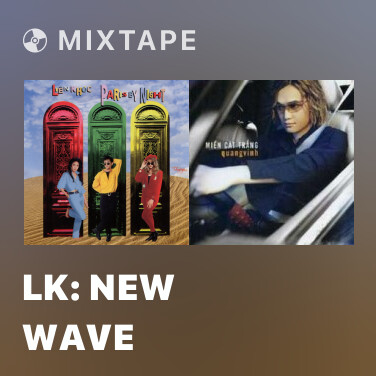 Radio LK: New wave - Various Artists