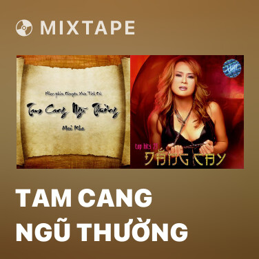 Mixtape Tam Cang Ngũ Thường - Various Artists