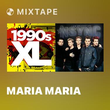 Mixtape Maria Maria - Various Artists