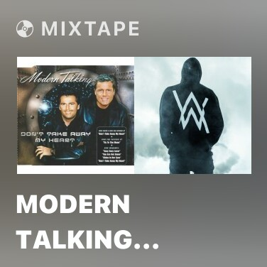 Mixtape Modern Talking Megamix 2000 - Various Artists
