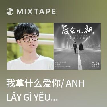 Mixtape 我拿什么爱你/ Anh Lấy Gì Yêu Em - Various Artists