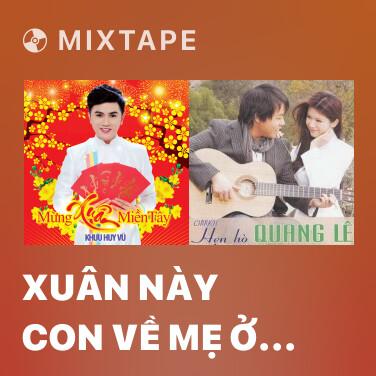 Radio Xuân Này Con Về Mẹ Ở Đâu - Various Artists