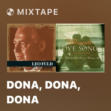 Mixtape Dona, Dona, Dona - Various Artists