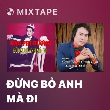 Radio Đừng Bỏ Anh Mà Đi - Various Artists