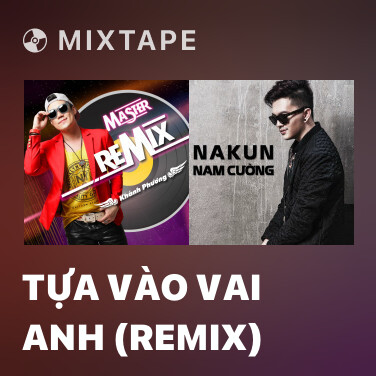 Mixtape Tựa Vào Vai Anh (Remix) - Various Artists