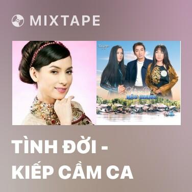 Mixtape Tình Đời - Kiếp Cầm Ca - Various Artists