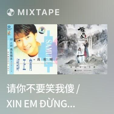 Radio 请你不要笑我傻 / Xin Em Đừng Cười Tôi Ngốc - Various Artists