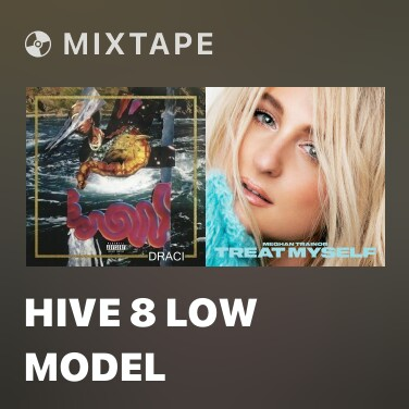 Mixtape Hive 8 Low Model - Various Artists