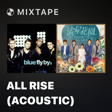 Mixtape All Rise (Acoustic) - Various Artists
