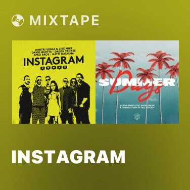 Mixtape Instagram - Various Artists