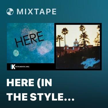Mixtape Here (In the Style of Alessia Cara) [Karaoke Version]