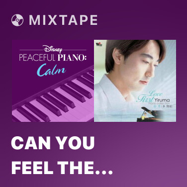 Mixtape Can You Feel the Love Tonight - Various Artists
