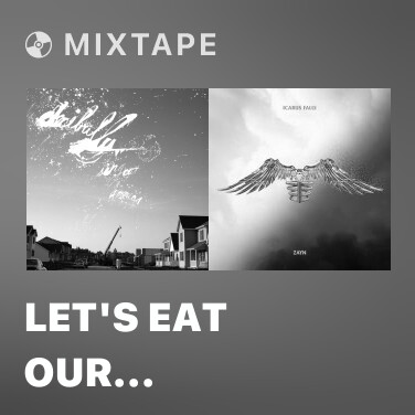 Mixtape Let's Eat Our Mistakes (CD Version) - Various Artists